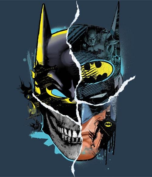 Batman pieces Póló - Ha Batman rajongó ezeket a pólókat tuti imádni fogod!
