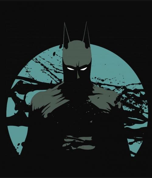 Batman silhouette Póló - Ha Batman rajongó ezeket a pólókat tuti imádni fogod!