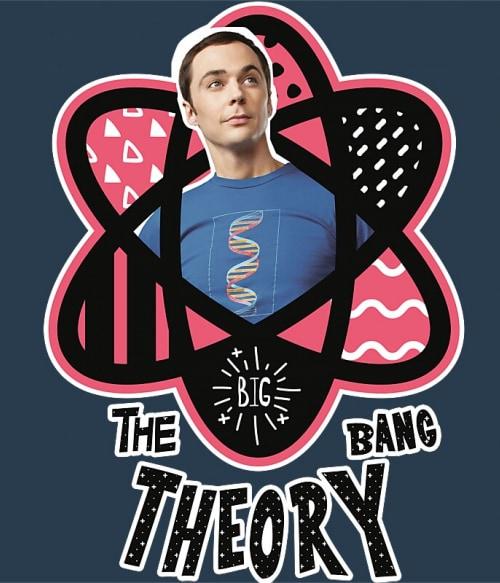 Atomic Sheldon Póló - Ha The Big Bang Theory rajongó ezeket a pólókat tuti imádni fogod!