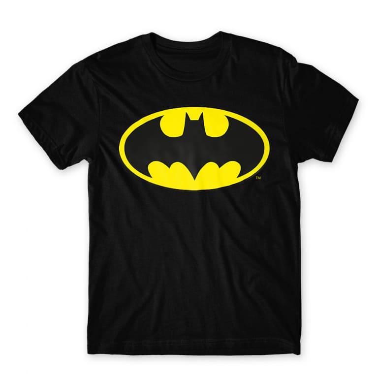 533207f302 Batman classic logo Póló - Batman
