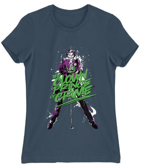 The clown prince Póló - Ha Batman rajongó ezeket a pólókat tuti imádni fogod!