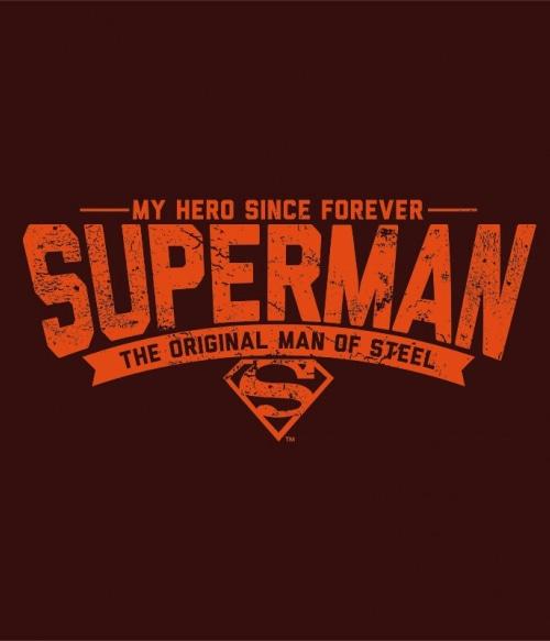 Original man of steel Póló - Ha Superman rajongó ezeket a pólókat tuti imádni fogod!