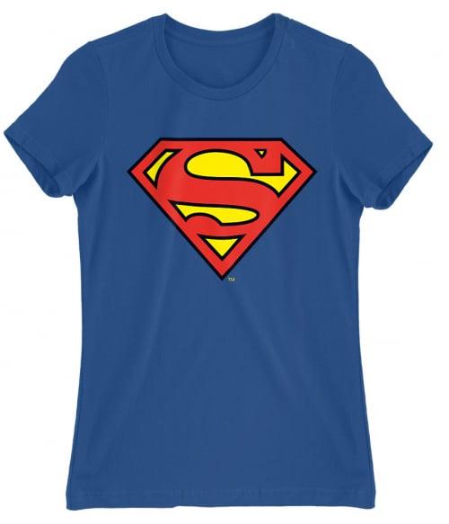 Classic Superman logo Póló - Ha Superman rajongó ezeket a pólókat tuti imádni fogod!