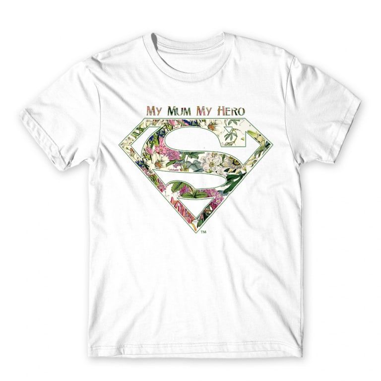 098400e168 My Mum My Hero Póló - Ha Superman rajongó ezeket a pólókat tuti imádni fogod !