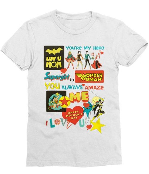 Anya gyerekekkel - MyLife Póló - Ha Family rajongó ezeket a pólókat tuti imádni fogod!