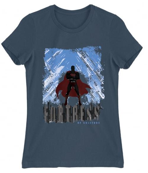 Superman city silhouette Póló - Ha Superman rajongó ezeket a pólókat tuti imádni fogod!