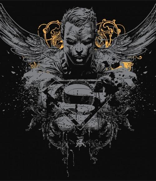 Superman wings Póló - Ha Superman rajongó ezeket a pólókat tuti imádni fogod!