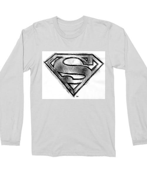 Graphic Superman logo Póló - Ha Superman rajongó ezeket a pólókat tuti imádni fogod!