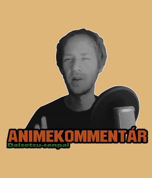 Animekommentár Daisetsu Póló - AnimeKommentár