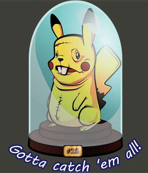 Gotta' Catch em All Póló - Pokemon - Fuchsworld