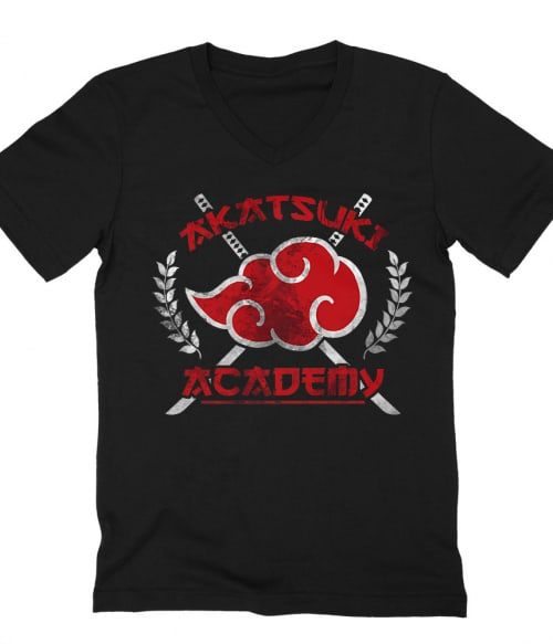 Akatsuki Academy Póló - Naruto - Grenn