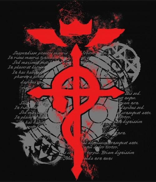 Alchemy Symbol Póló - Fullmetal Alchemist - Grenn