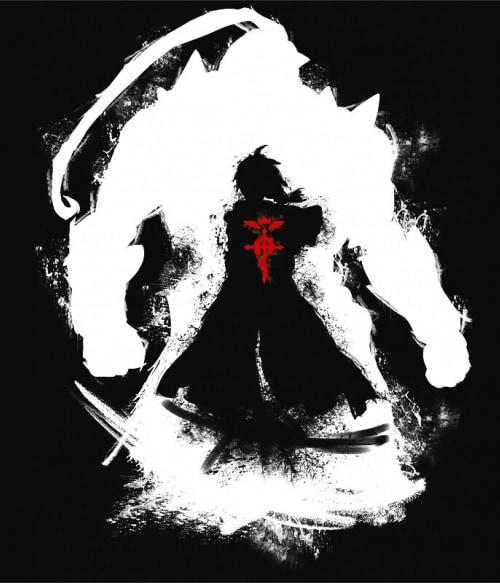 Elric Brothers Póló - Fullmetal Alchemist - Grenn