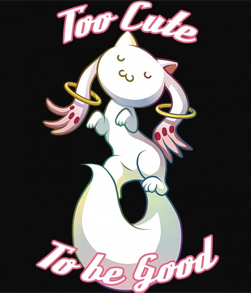 Too Cute to Be Good Póló - Puella Magi Madoka Magica - HikariKashay