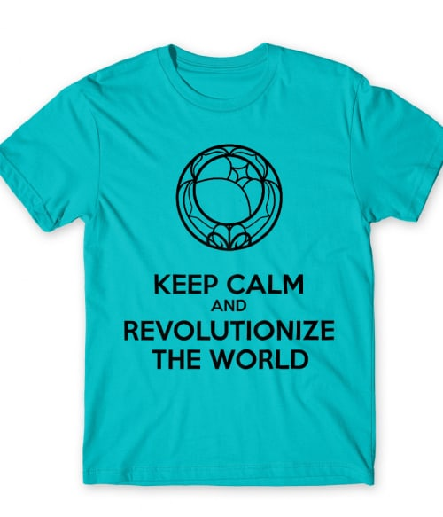 Revolutionize the world Póló - Revolutionary Girl Utena - Ibu