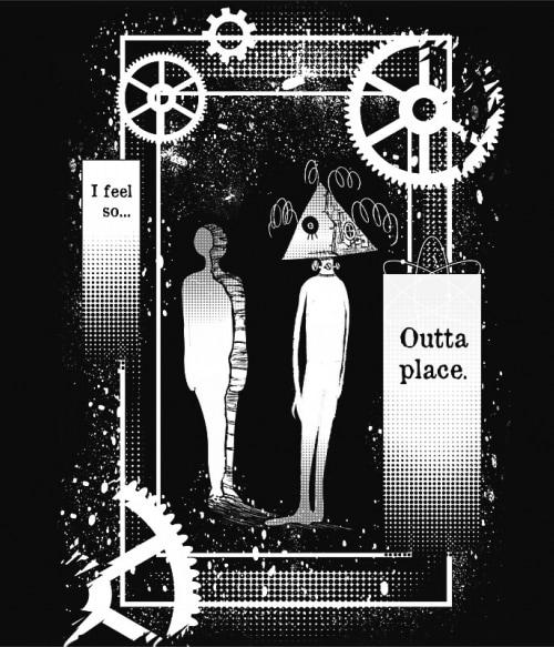 Outta space Póló -  - Lainess