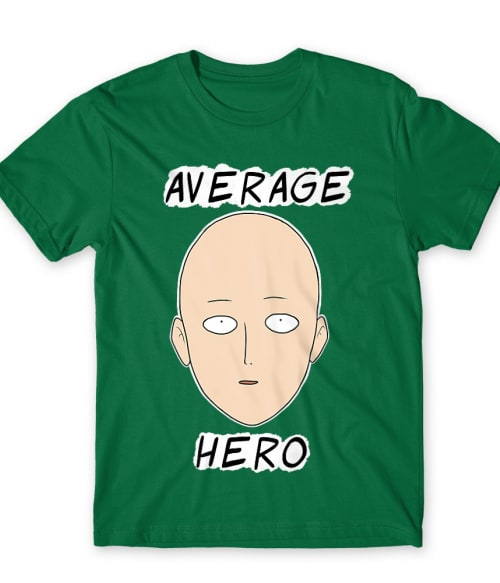 Average hero Póló - One-Punch Man - Lindako