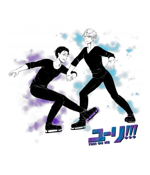 Yuri on Ice - Viktuuri Póló - Yuri on Ice - Lindako