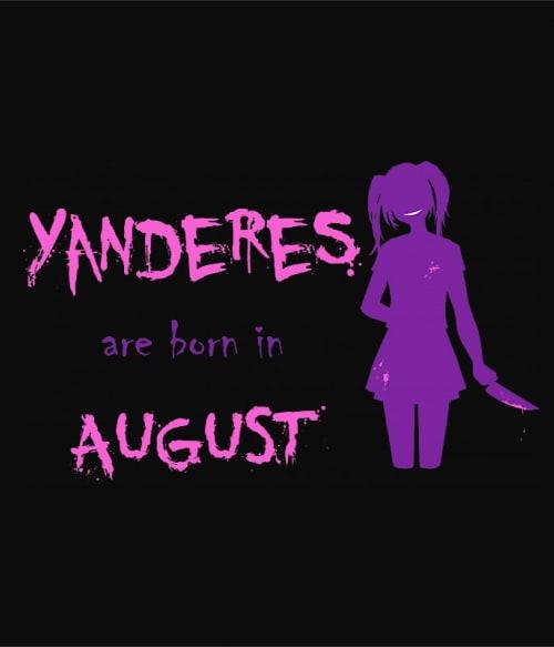 Született Yandere Augusztus Póló -  - Lindako