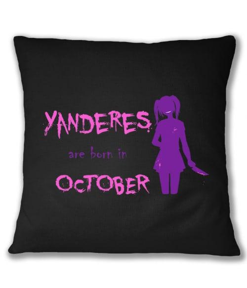 Született Yandere Október Póló -  - Lindako