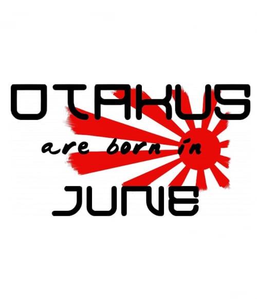 Született Otaku Június Póló -  - Lindako