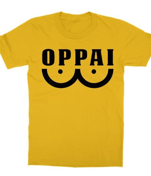 Oppai Póló - One-Punch Man - Naka
