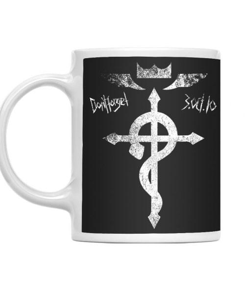 Don't Forget Póló - Fullmetal Alchemist - Naka