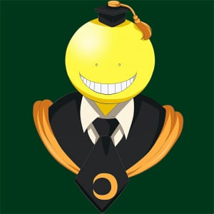 Koro-senei Póló - Assassination Classroom - Syris