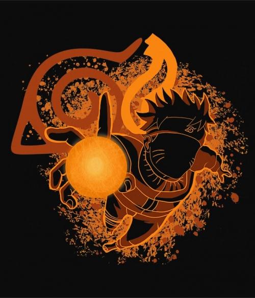 Naruto Rasengan Póló - Naruto - Timmer