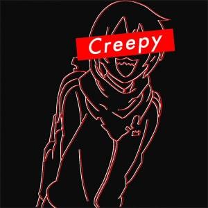 Creepy Yato Póló - Noragami - Timmer