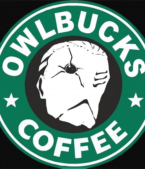 Owlbucks Póló - Tokyo Ghoul