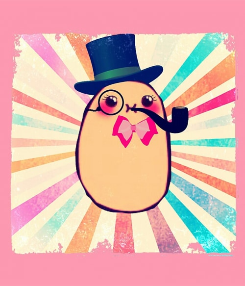 Sir Kawaii Potato Póló -