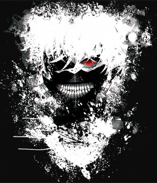 Eyepatch Ghoul Póló - Tokyo Ghoul