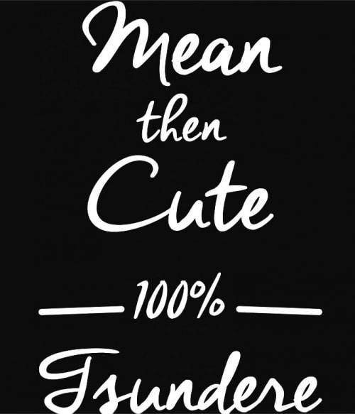 100% Tsundere Póló -