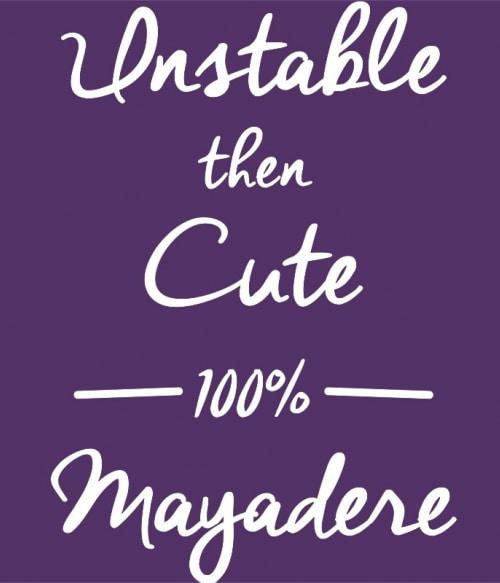 100% Mayadere Póló -