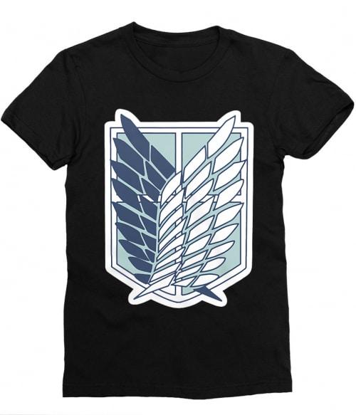 Scouting Legion logo Póló - Attack on Titan