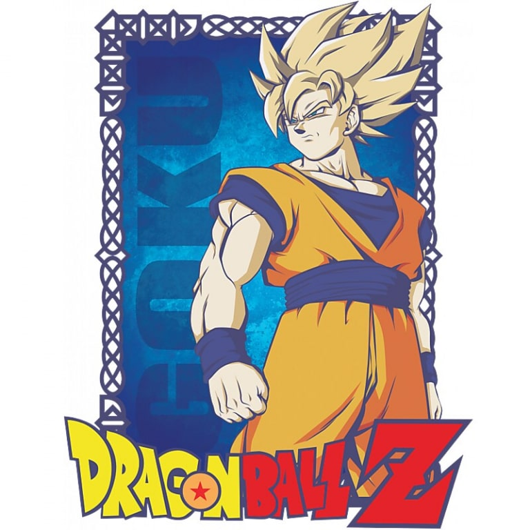Goku Dragon Ball Z Póló - Dragon Ball - VikingSkull