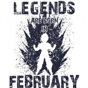DragonBall Legends Február Póló - DragonBall Z - VikingSkull