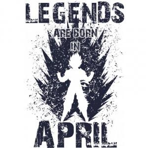DragonBall Legends Április Póló - DragonBall Z - VikingSkull