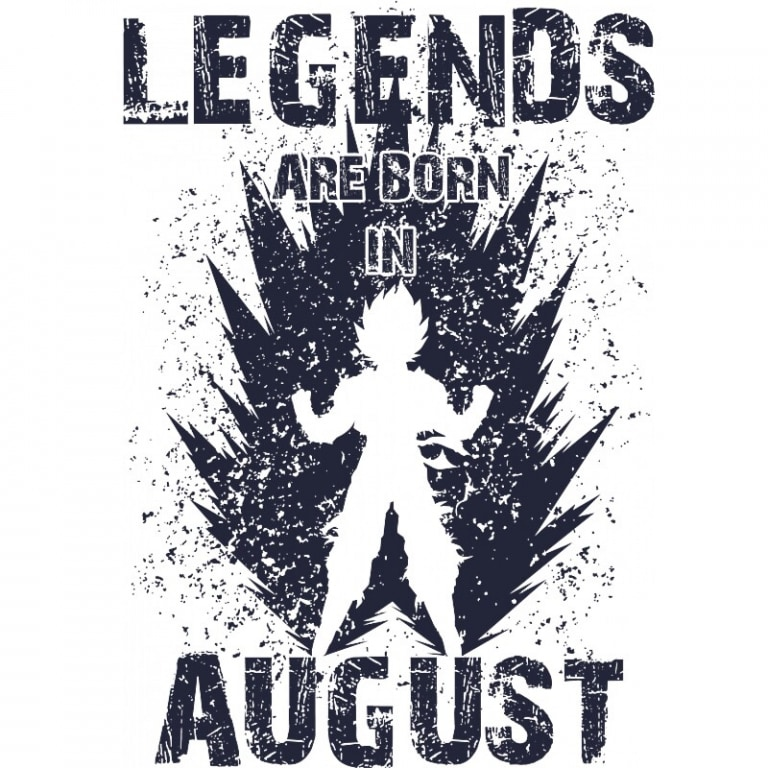 DragonBall Legends Augusztus Póló - DragonBall Z - VikingSkull