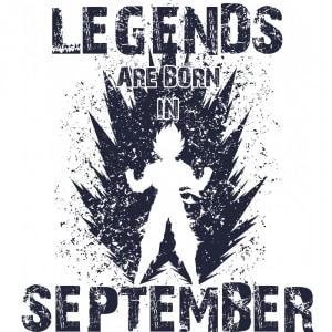 DragonBall Legends Szeptember Póló - DragonBall Z - VikingSkull