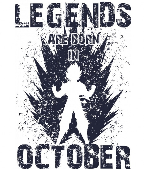 DragonBall Legends Október Póló - DragonBall Z - VikingSkull