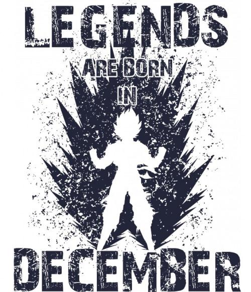 DragonBall Legends December Póló - DragonBall Z - VikingSkull
