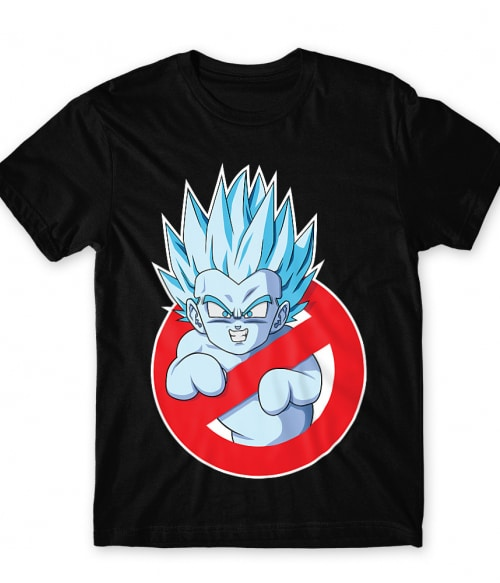 Ghostbusters DragonBall Póló - Dragon Ball - VikingSkull